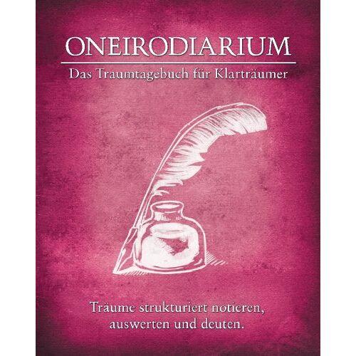 Simon Rausch - Oneirodiarium, Farbe ROSA: Das Traumtagebuch für Klarträumer - Preis vom 08.05.2021 04:52:27 h