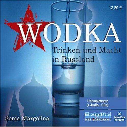Sonja Margolina - Wodka: Trinken und Macht in Russland - Preis vom 11.05.2021 04:49:30 h