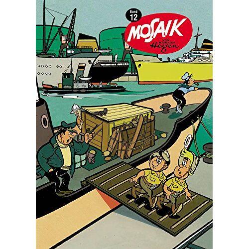 - TaschenMosaik Band 12: Mosaik von Hannes Hegen Hefte 42 bis 45 (TaschenMosaik Hannes Hegen, Band 12) - Preis vom 19.01.2020 06:04:52 h