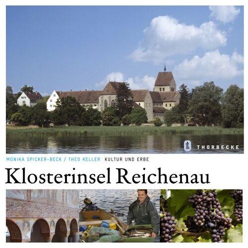 Monika Spicker-Beck - Klosterinsel Reichenau: Kultur und Erbe - Preis vom 11.05.2021 04:49:30 h
