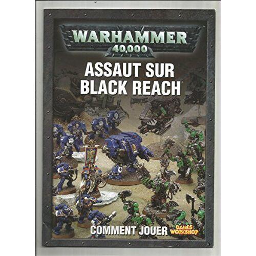 - Assaut sur black reach - Warhammer 40 000 - Preis vom 07.04.2020 04:55:49 h
