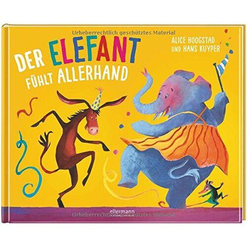 Hans Kuyper - Der Elefant fühlt allerhand - Preis vom 22.02.2021 05:57:04 h