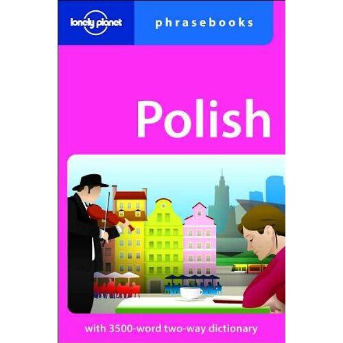 Piotr Czajkowski - Polish Phrasebook (Phrasebooks) - Preis vom 09.04.2021 04:50:04 h