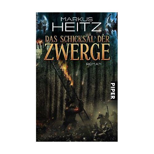 Markus Heitz - Das Schicksal der Zwerge: Roman (Die Zwerge) - Preis vom 03.04.2020 04:57:06 h