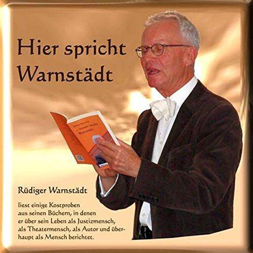 Rüdiger Warnstädt - Hier spricht Warnstädt - Preis vom 08.04.2021 04:50:19 h