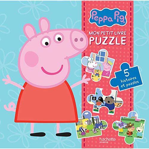 - Mon petit livre puzzle Peppa Pig : 5 histoires et puzzles - Preis vom 23.01.2021 06:00:26 h