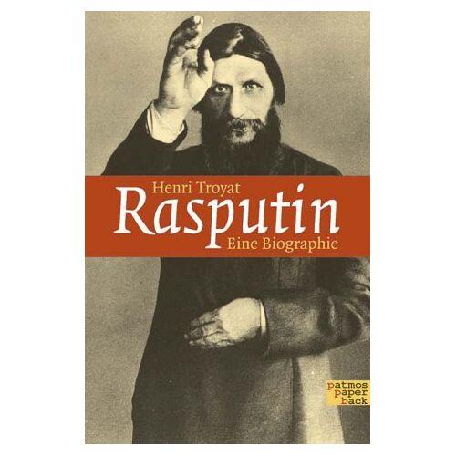 Henri Troyat - Rasputin - Preis vom 20.10.2020 04:55:35 h