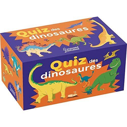 - Quiz des dinosaures - Preis vom 03.05.2021 04:57:00 h