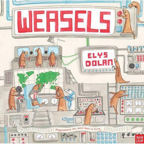 Elys Dolan - Weasels - Preis vom 06.05.2021 04:54:26 h