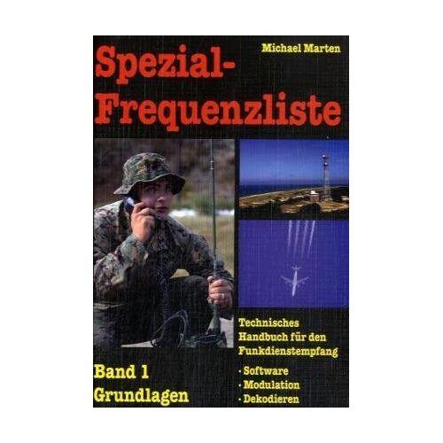 Michael Marten - Spezial-Frequenzliste Band 1 - Preis vom 05.09.2020 04:49:05 h