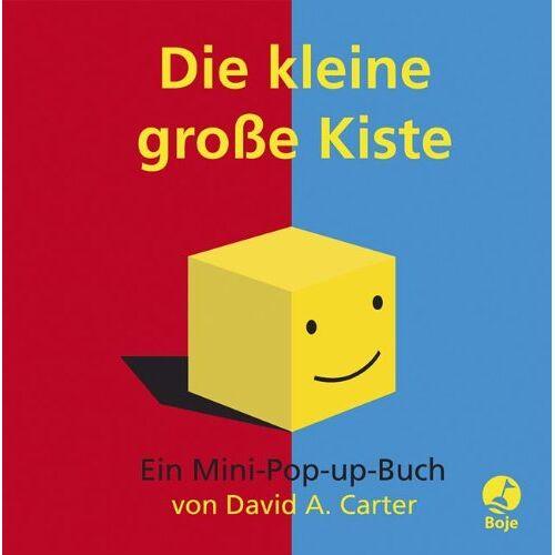 Carter, David A. - Die kleine große Kiste - Preis vom 19.10.2020 04:51:53 h
