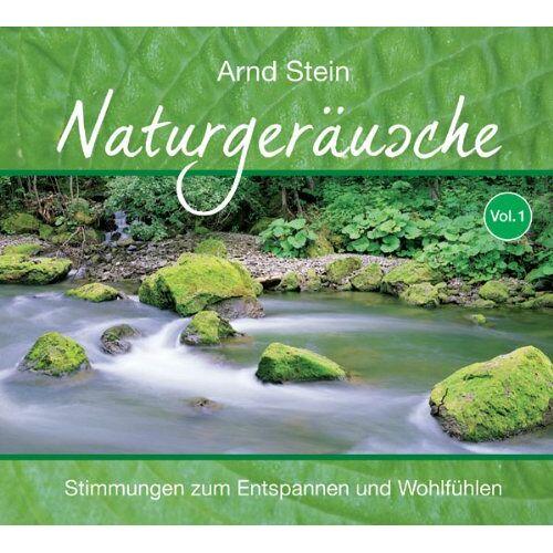 Dr. Arnd Stein - Naturgeräusche Vol. 1 - Preis vom 15.04.2021 04:51:42 h