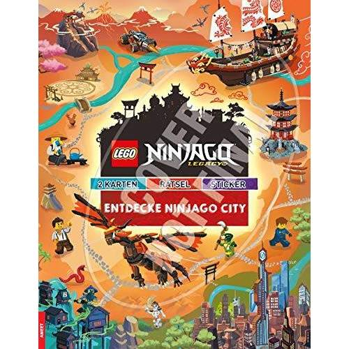 - LEGO® NINJAGO® – Entdecke Ninjago City - Preis vom 20.10.2020 04:55:35 h