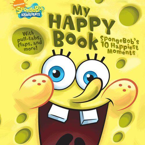 Alison Inches - My Happy Book: SpongeBob's 10 Happiest Moments (Spongebob Squarepants) - Preis vom 04.04.2020 04:53:55 h