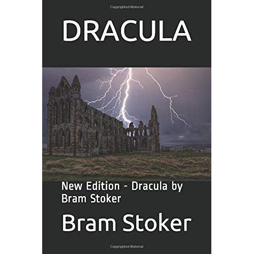 Bram Stoker - DRACULA: New Edition - Dracula by Bram Stoker - Preis vom 25.02.2021 06:08:03 h