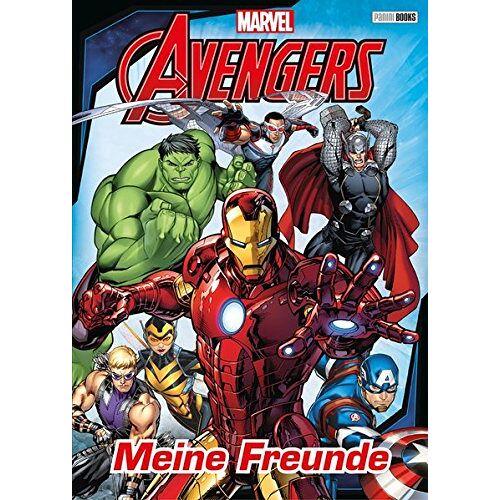 - Marvel Avengers Freundebuch: Meine Freunde - Preis vom 25.02.2021 06:08:03 h