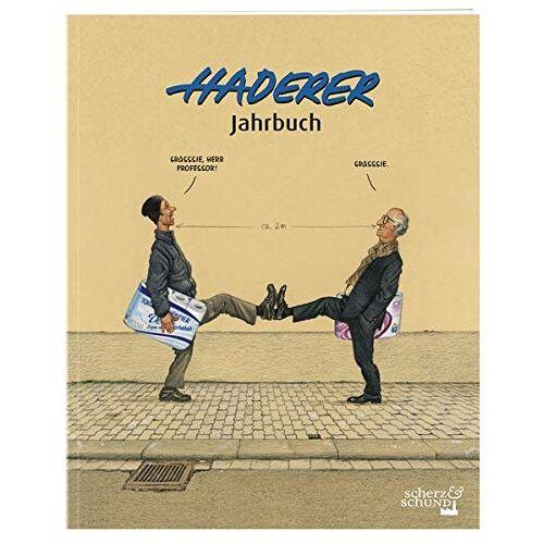 Gerhard Haderer - Haderer Jahrbuch: Nr. 13 (Haderer Jahrbücher) - Preis vom 28.02.2021 06:03:40 h