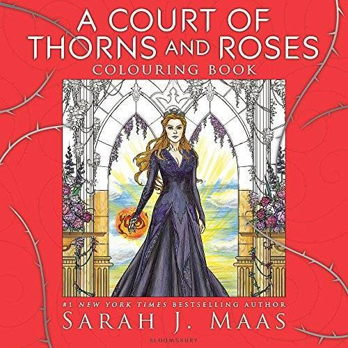 Maas, Sarah J. - A Court of Thorns and Roses Colouring Book (Colouring Books) - Preis vom 23.01.2021 06:00:26 h
