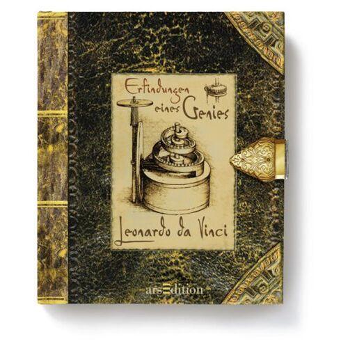 - Leonardo da Vinci: Erfindungen eines Genies: Pop-ups: Pop-up / Erfindungen eines Genies - Preis vom 04.09.2020 04:54:27 h