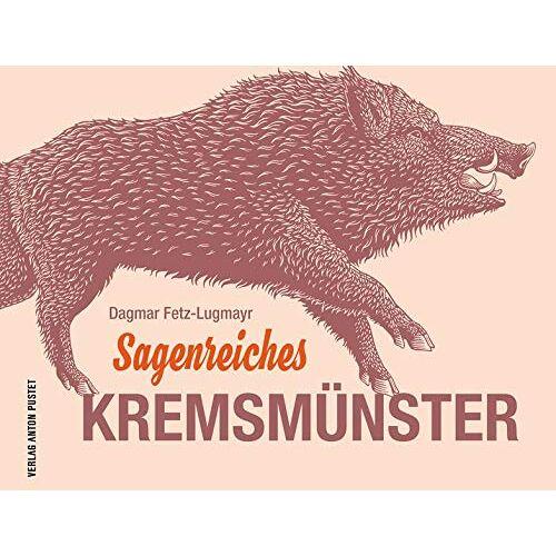 Dagmar Fetz-Lugmayr - Sagenreiches Kremsmünster: Ein alter Kulturort erzählt - Preis vom 06.09.2020 04:54:28 h