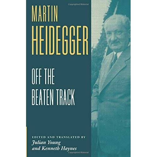 Martin Heidegger - Heidegger: Off the Beaten Track - Preis vom 15.04.2021 04:51:42 h