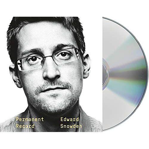 Edward Snowden - SNOWDEN, E: PERMANENT RECORD CD - Preis vom 21.04.2021 04:48:01 h