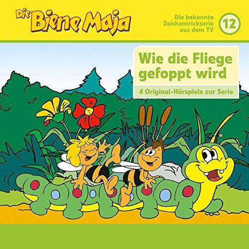 die Biene Maja - 12: Wie die Fliege Gefoppt Wird/+ - Preis vom 20.10.2020 04:55:35 h
