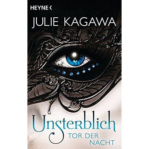 Julie Kagawa - Unsterblich - Tor der Nacht: Unsterblich Band 2 - Roman - Preis vom 20.10.2020 04:55:35 h