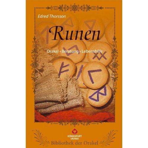 Edred Thorsson - Runen: Orakel - Beratung - Lebenshilfe - Preis vom 20.10.2020 04:55:35 h