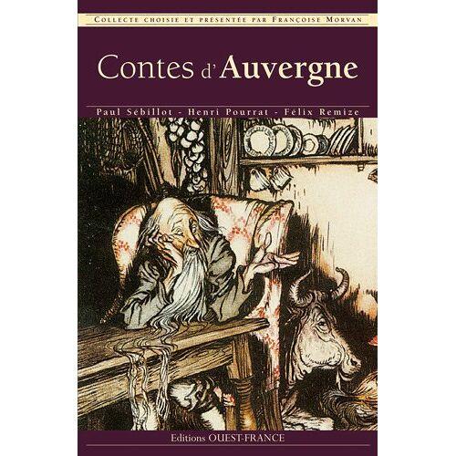 Paul Sébillot - Contes d'Auvergne - Preis vom 26.01.2021 06:11:22 h