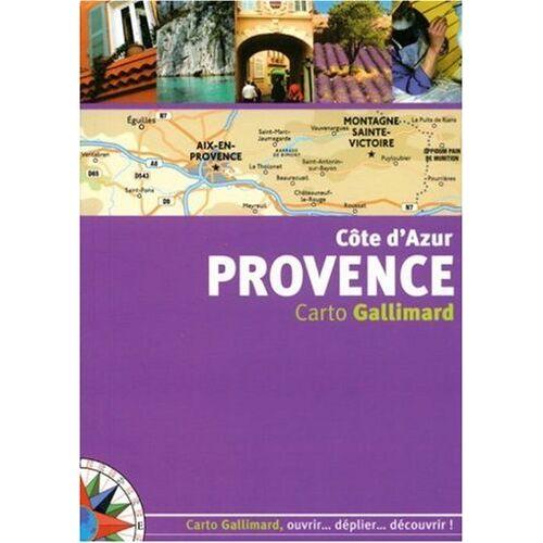 Collectif - Provence Côte d'Azur (Cartoguides) - Preis vom 20.10.2020 04:55:35 h