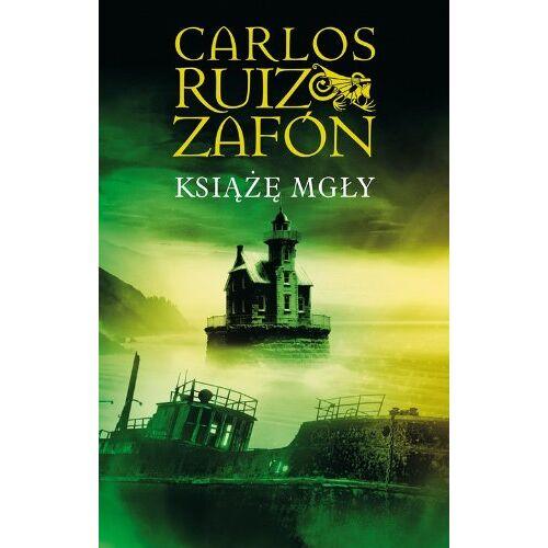 Carlos Ruiz Zafón - Ksiaze Mgly - Preis vom 15.04.2021 04:51:42 h