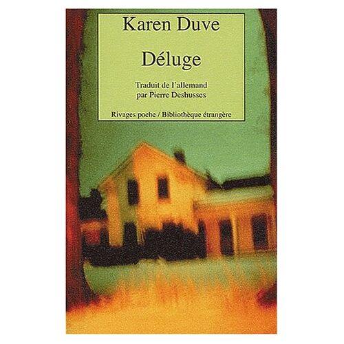 Karen Duve - Déluge - Preis vom 24.01.2021 06:07:55 h