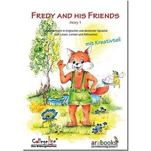 Fuchs, Susan Christine - FREDY AND HIS FRIENDS: Story 1 (FREDY IN THE WOODS) - Preis vom 25.02.2021 06:08:03 h