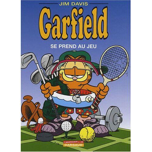 Jim Davis - Garfield, Tome 24 : Garfield se prend au jeu - Preis vom 06.04.2021 04:49:59 h