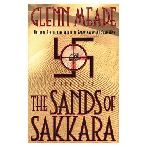 Glenn Meade - Sands of Sakkara - Preis vom 03.12.2020 05:57:36 h
