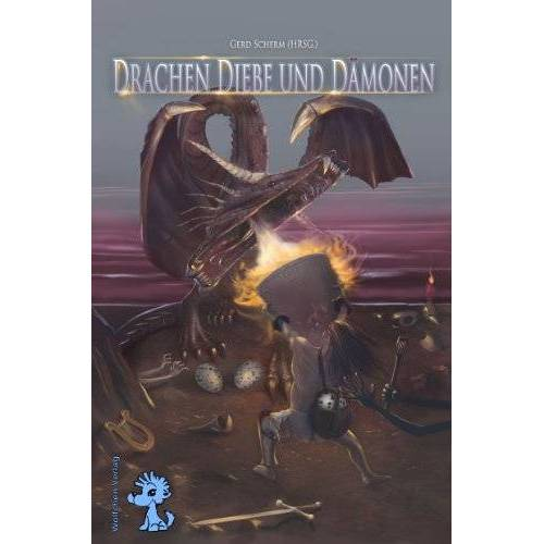 Gerd Scherm - Drachen Diebe und Dämonen - Preis vom 05.09.2020 04:49:05 h