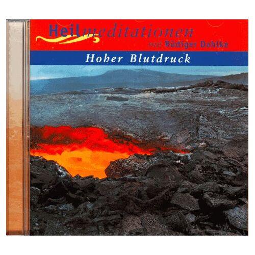 Ruediger Dahlke - Hoher Blutdruck. CD - Preis vom 28.03.2020 05:56:53 h