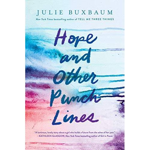 Julie Buxbaum - Hope and Other Punch Lines - Preis vom 21.10.2020 04:49:09 h