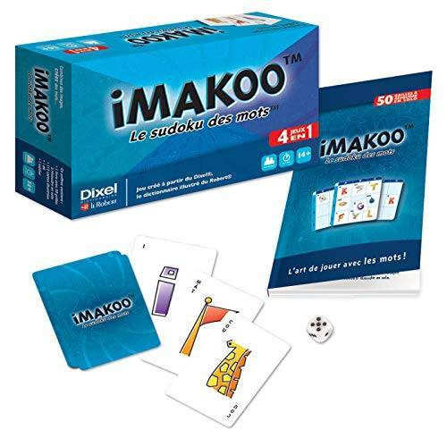 Collectif - Imakoo - le Sudoku des Mots - Preis vom 19.10.2020 04:51:53 h