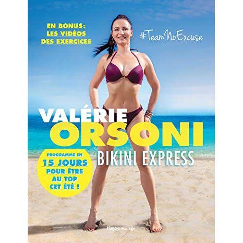 - Bikini Express - Programme en 15 jours pour être au top cet été ! - Preis vom 08.05.2021 04:52:27 h