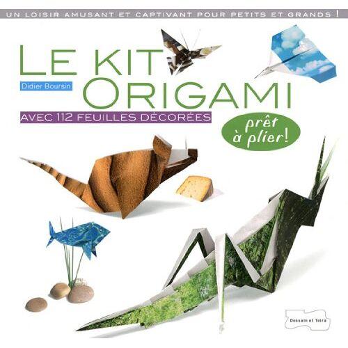 Didier Boursin - Le kit origami - Preis vom 10.04.2021 04:53:14 h