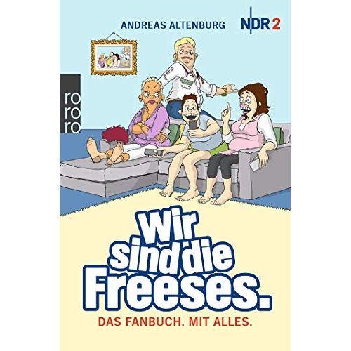 Andreas Altenburg - Wir sind die Freeses: Das Fanbuch. Mit alles - Preis vom 20.10.2020 04:55:35 h