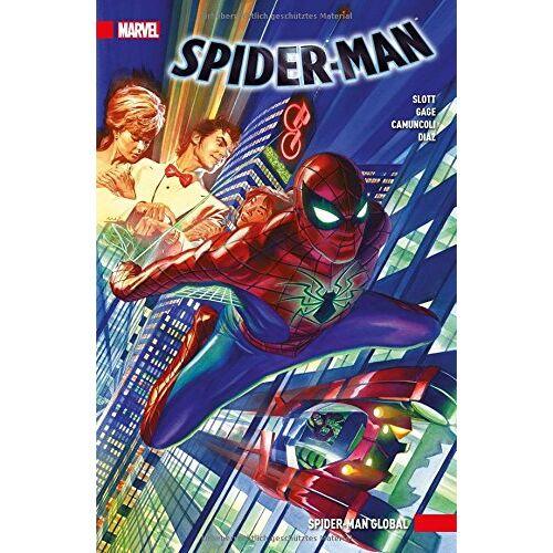 Dan Slott - Spider-Man: Bd. 1: Spider-Man Global - Preis vom 25.11.2020 06:05:43 h