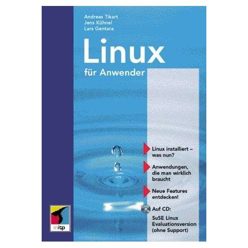 Andreas Tikart - Linux für Anwender. Die besten Linux- Programme - Preis vom 22.04.2021 04:50:21 h