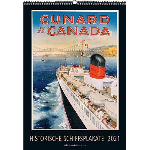 - Historische Schiffsplakate 2021 - Preis vom 15.04.2021 04:51:42 h