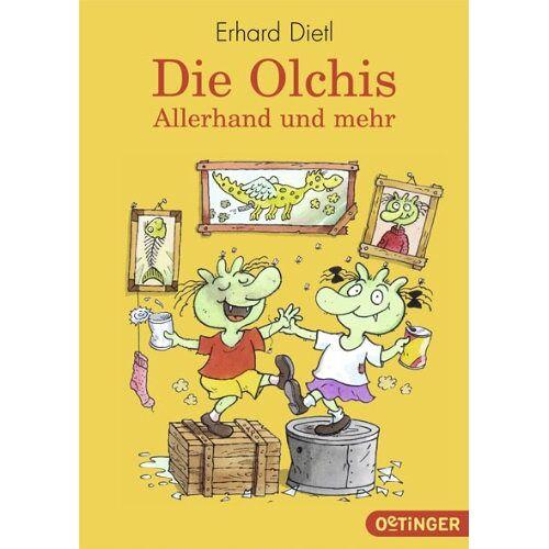 Erhard Dietl - Die Olchis - Allerhand und mehr - Preis vom 15.05.2021 04:43:31 h