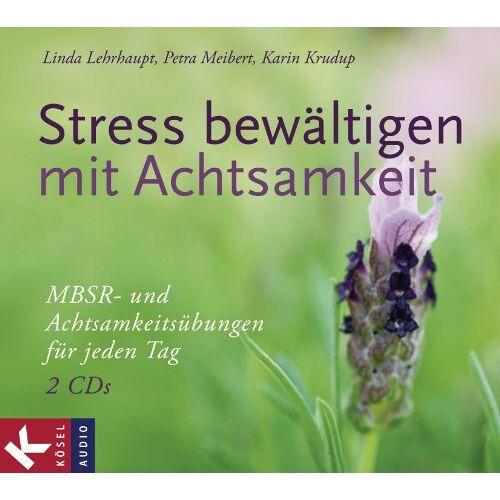 Linda Lehrhaupt - Stress bewältigen mit Achtsamkeit: MBSR- und Achtsamkeitsübungen für jeden Tag - Preis vom 06.09.2020 04:54:28 h