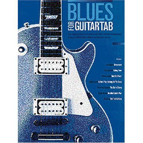 musicsales - Blues. Gitarre, Tabulatur - Preis vom 18.10.2020 04:52:00 h