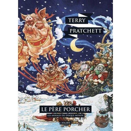 Terry Pratchett - Les annales du Disque-Monde, Tome 20 : Le père Porcher - Preis vom 14.04.2021 04:53:30 h